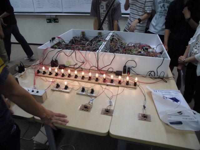 アンチ半導体同盟のリレー式コンピュータw